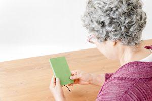 女性高齢者